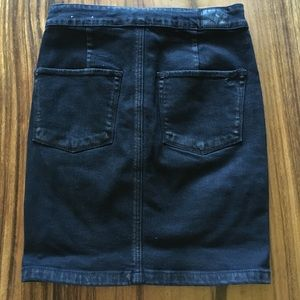 American Eagle Outfitters Skirts - Denim skirt